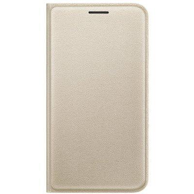 Чехол для смартфона Samsung для Galaxy J1 mini Flip Cover золотистый (EF-FJ105PFEGRU) (EF-FJ105PFEGRU)Чехлы для смартфонов Samsung<br>Чехол (флип-кейс) Samsung для Samsung Galaxy J1 mini Flip Cover золотистый (EF-FJ105PFEGRU)<br>