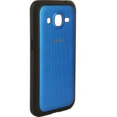 Чехол для смартфона Samsung для Galaxy Core Prime Protective Cover G360 синий (EF-PG360BLEGRU) (EF-PG360BLEGRU) чехол клип кейс samsung protective standing cover great для samsung galaxy note 8 темно синий [ef rn950cnegru]