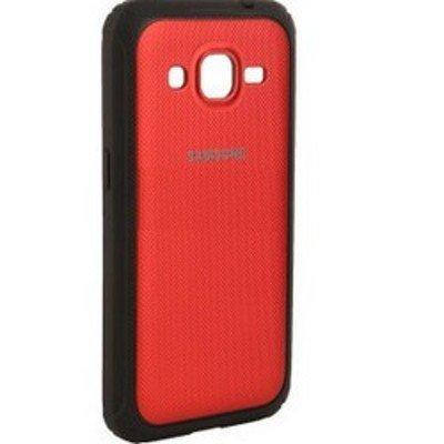 Чехол для смартфона Samsung для Galaxy Core Prime Protective Cover G360 красный (EF-PG360BREGRU) (EF-PG360BREGRU) чехол для samsung galaxy a7 samsung protective cover ef pa700bs white gray