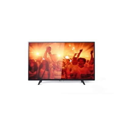 ЖК телевизор Philips 43 43PFT4001/60 черный (43PFT4001/60) philips жк телевизор philips 24pht5210 24 дюйма