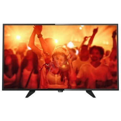 ЖК телевизор Philips 40 40PFT4101/60 (40PFT4101/60) телевизор philips 32pht4100 60 hd pmr 100 черный