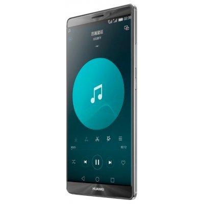 Смартфон Huawei Mate 8 32Gb серый (Mate 8 32Gb серый)Смартфоны Huawei<br>Android 6.0, поддержка двух SIM-карт, экран 6, разрешение 1920x1080, камера 16 МП, автофокус, память 32 Гб<br>