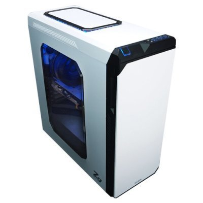 Корпус системного блока ZALMAN Z9 Neo White (Z9 NEO White) корпус zalman z9 neo plus black w o psu