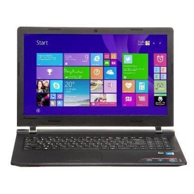 Ноутбук Lenovo IdeaPad 100-15 (80MJ009VRK) (80MJ009VRK)Ноутбуки Lenovo<br>CDC N2840 2Gb 500Gb Intel HD Graphics 15,6 HD BT Cam 2200мАч Free DOS Черный 80MJ009VRK<br>
