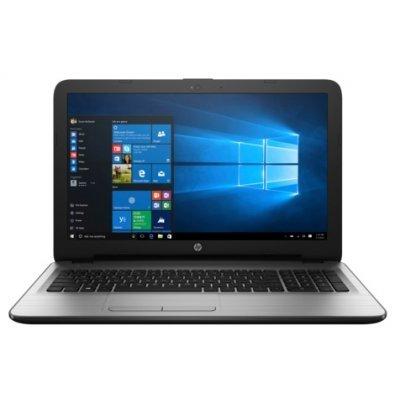 Ноутбук HP 250 G5 (W4N63EA) (W4N63EA)Ноутбуки HP<br>UMA i7-6500U 250 G5 / 15.6 FHD SVA AG / 8GB 1D  DDR4 / 1TB 5400 / W10p64 / DVD+-RW / 1yw / kbd TP / Intel AC 1x1+BT 4.2 / Silver / SeaShipment<br>
