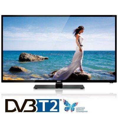 ЖК телевизор BBK 40 40LEM-1009/T2C (40LEM-1009/T2C)ЖК телевизоры BBK<br>Телевизор LED BBK 40 40LEM-1009/T2C черный/HD READY/50Hz/DVB-T/DVB-T2/DVB-C/USB (RUS)<br>