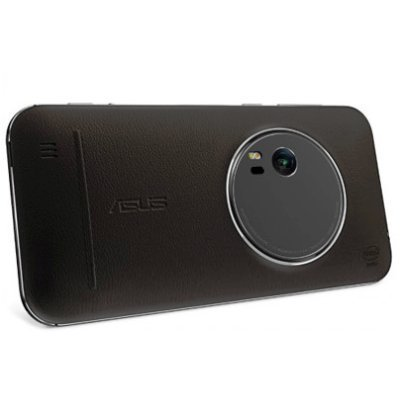 Чехол для смартфона ASUS для ZenFone Zoom ZX551ML Leather Case черный (90AC0100-BBC001) (90AC0100-BBC001) чехол skinbox asus zenfone zoom zx551ml