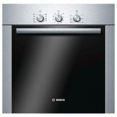 Электрический духовой шкаф Bosch HBA21B250E (HBA21B250E)Электрические духовые шкафы Bosch<br>электрическая независимая духовка<br>59.5 х 59.5 x 54 см<br>утапливаемые переключатели<br>класс A по энергопотреблению<br>конвекция<br>гриль<br>