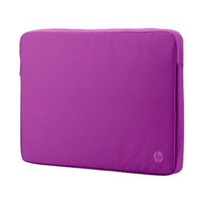 Сумка для ноутбука HP Spectrum пурпурный (K7X20AA) (K7X20AA)Сумки для ноутбуков HP<br>Сумка для ноутбука 11.6 HP Spectrum пурпурный синтетика (K7X20AA)<br>