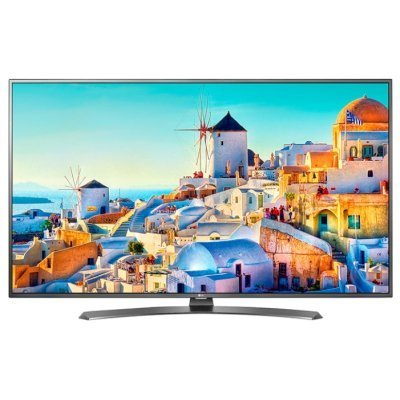 ЖК телевизор LG 43 43UH671V (43UH671V)ЖК телевизоры LG<br>Телевизор LED LG 43 43UH671V титан/Ultra HD/50Hz/DVB-T2/DVB-C/DVB-S2/USB/WiFi/Smart TV (RUS)<br>