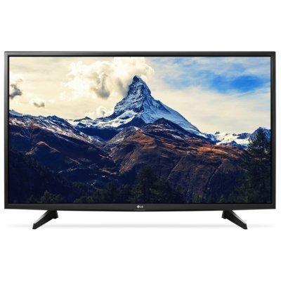 ЖК телевизор LG 43 43UH610V (43UH610V)ЖК телевизоры LG<br>Телевизор LED LG 43 43UH610V черный/Ultra HD/1200Hz/DVB-T2/DVB-C/DVB-S2/USB/WiFi/Smart TV (RUS)<br>