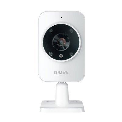Камера видеонаблюдения D-Link DCS-935L/RU/A1A (DCS-935L/RU/A1A)Камеры видеонаблюдения D-Link<br>Беспроводная облачная сетевая HD-камера с поддержкой ночной съемки<br>