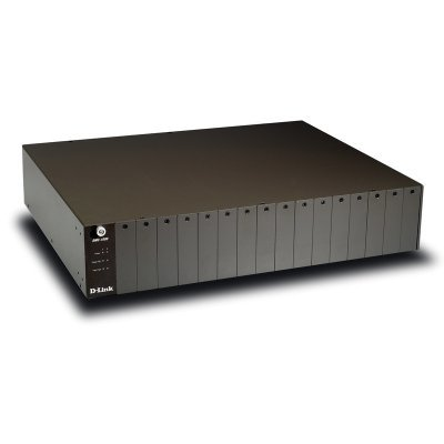 Шасси D-Link DMC-1000/A3A (DMC-1000/A3A)Шасси D-Link<br>Chassis-based Media Converter<br>