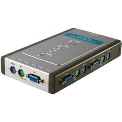 KVM переключатель D-Link DKVM-4K/A7B (DKVM-4K/A7B)