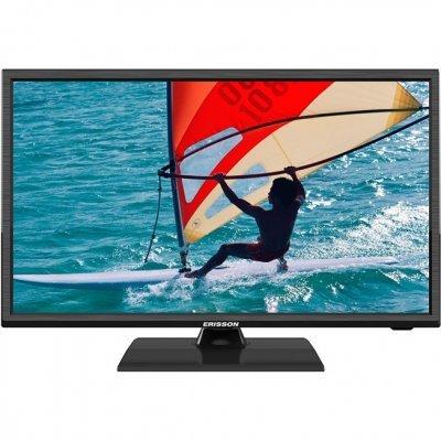 ЖК телевизор Erisson 22 22LEE30T2 (22LEE30T2)ЖК телевизоры Erisson<br>ЖК-телевизор, 720p HD<br>диагональ 21.5 (55 см)<br>HDMI, USB, DVB-T2<br>тип подсветки: Edge LED<br>