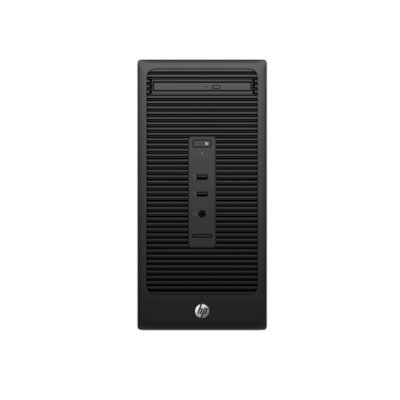 Настольный ПК HP 280 G2 MT (X3K98EA) (X3K98EA)Настольные ПК HP<br>Celeron G3900,4GB DDR4-2133 SDRAM (1х4Gb),500GB 7200 RPM,DVD+/-RW,GigEth,usb kbd/mouse,W10dgW7p64,1-1-1 Wty<br>