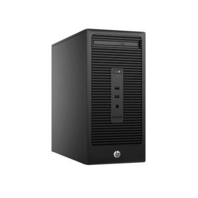 Настольный ПК HP 280 G2 MT (X3K66EA) (X3K66EA)Настольные ПК HP<br>Core i3-6100,4GB DDR4-2133 SDRAM (1х4Gb),128GB Value SSD,DVD+/-RW,GigEth,usb kbd/mouse,W10dgW7p64,1-1-1 Wty<br>