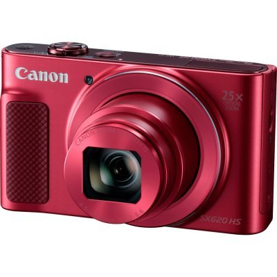 Цифровая фотокамера Canon PowerShot SX620 HS красный (1073C002) canon powershot sx530 hs 9779b002 цифровая фотокамера