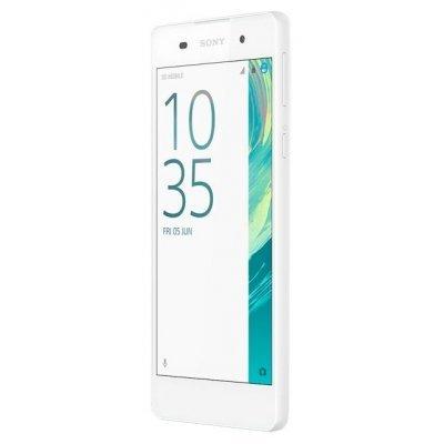 Смартфон Sony Xperia E5 белый (F3311White) sony xperia e5 f3311 white