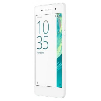 Смартфон Sony Xperia E5 белый (F3311White) смартфон sony xperia xa1 ultra dual