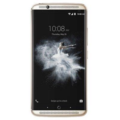 Смартфон ZTE Axon 7 золотистый (Axon 7 золотой) цена 2017