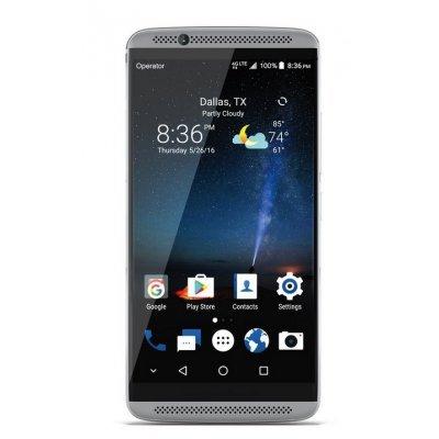 все цены на Смартфон ZTE Axon 7 64Gb серебристый (Axon 7 серебряный) онлайн