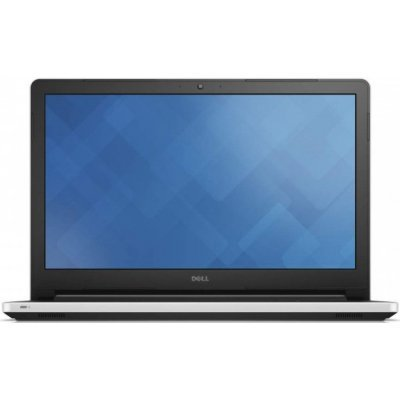 Ноутбук Dell Inspiron 5558 (5558-7760) (5558-7760)Ноутбуки Dell<br>15.6 HD/Intel Core i3-5005U/4GB/1TB/GF 920M/DVD-RW/WiFi/BT/Windows 10/White<br>