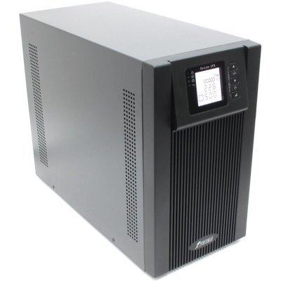 Источник бесперебойного питания Powerman Online 3000 ВА (ONLINE3000) ва банк секция 3 мест art vision 139 шатура ва банк