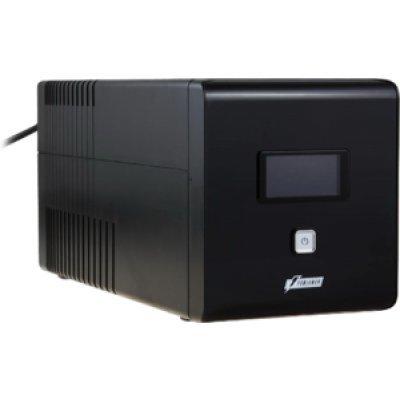 Источник бесперебойного питания Powerman Smart Sine 1000 (SMARTSINE1000)