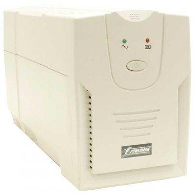 Источник бесперебойного питания Powerman Back Pro Plus 800 BA (BACKPROPLUS800) powerman brick 800