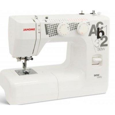 Швейная машина Janome sew easy (206684) швейная машина janome sew dream 510