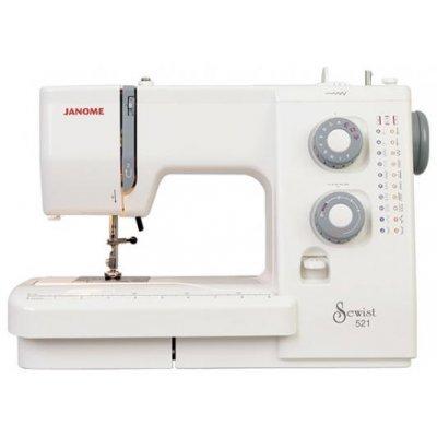 Швейная машина Janome Dresscode белый (206689) швейная машина janome dresscode