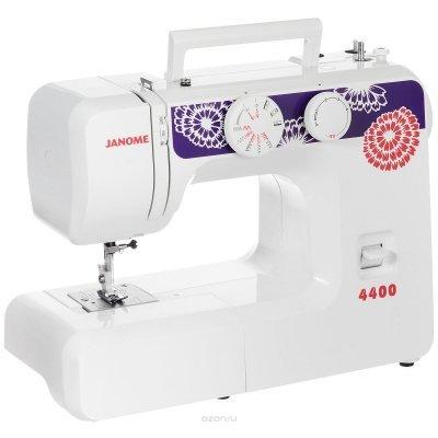 Швейная машина Janome 4400 (JANOME 4400) швейная машина vlk napoli 2400