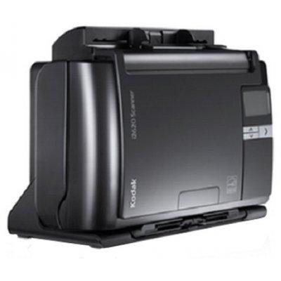 Сканер Kodak i2620 (1501725)Сканеры Kodak<br>протяжный сканер, формат A4<br>интерфейс USB 2.0<br>разрешение 600x600 dpi<br>двустороннее устройство автоподачи<br>датчик типа CCD<br>