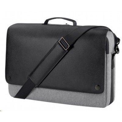 цены на  Сумка для ноутбука HP Case Executive Black Messenger (P6N21AA) (P6N21AA)