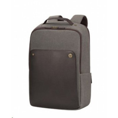 Сумка для ноутбука HP Executive Backpack (P6N22AA) (P6N22AA)Сумки для ноутбуков HP<br>Case Executive Brown Backpack (for all hpcpq 10-15.6 Notebooks)<br>