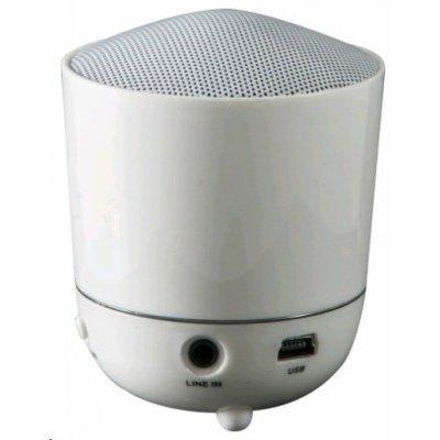 Портативная акустика Defender HiT S2 белый (65563)Портативная акустика Defender<br><br>