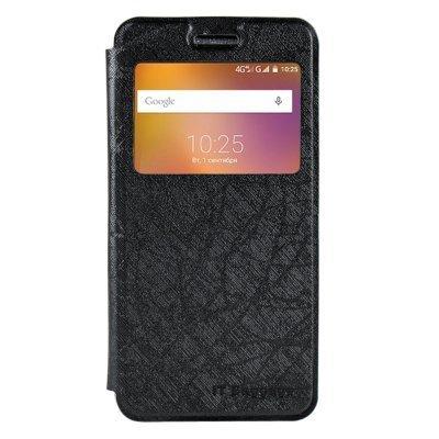 Чехол для смартфона IT Baggage для ZTE BLADE X3 ITZTEBX3-1 (ITZTEBX3-1)Чехлы для смартфонов IT Baggage<br>Чехол BLACK ZTE BLADE X3 ITZTEBX3-1 IT BAGGAGE<br>