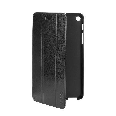 Чехол для планшета IT Baggage для Huawei Mediapad T1 7.0, черный (ITHWT1705-1) чехол книжка it baggage для смартфона huawei p8 lite искусственная кожа черный