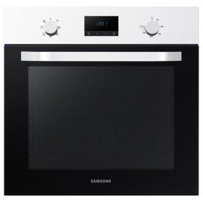Электрический духовой шкаф Samsung NV70K1340BW (NV70K1340BW/WT) электрический духовой шкаф samsung nv75k5571rs wt
