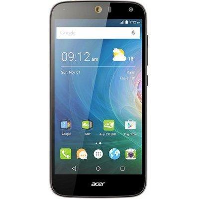 Смартфон Acer Liquid Z630S черный золотистый (HM.HT6EU.002)Смартфоны Acer<br>смартфон, Android 5.1, поддержка двух SIM-карт, экран 5.5, разрешение 1280x720, камера 8 МП, автофокус, память 32 Гб, слот для карты памяти, 3G, 4G LTE, Wi-Fi, Bluetooth, GPS, ГЛОНАСС, 4000 мАч, 165 г, 77.40x156.90x8.90 мм<br>