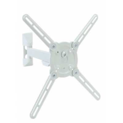 Кронштейн для ТВ и панелей настенный Kromax ATLANTIS-10 22-65 белый (ATLANTIS-10 white) кронштейн для тв и панелей настенный kromax star 22 32 65 серый 20160