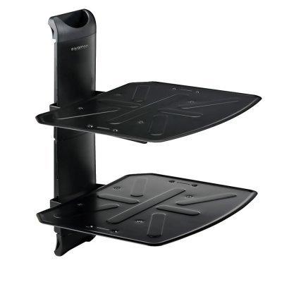 Кронштейн для ТВ и панелей Kromax STEEL-DUO черный (STEEL-DUO black)