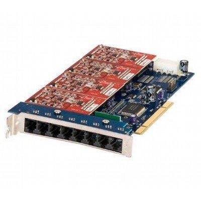 Модуль проводных сетей ZYXEL M8FO8 (M8FO8)Модули проводных сетей ZYXEL<br>Модуль расширения ZyXEL M8FO8 8-ми портовый модуль FXO для IP-АТС X8004<br>
