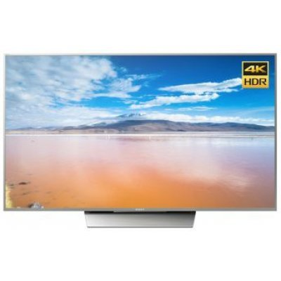 ЖК телевизор Sony 55 KD-55XD8577 серебристый (KD55XD8577) жк телевизор supra 39 stv lc40st1000f stv lc40st1000f