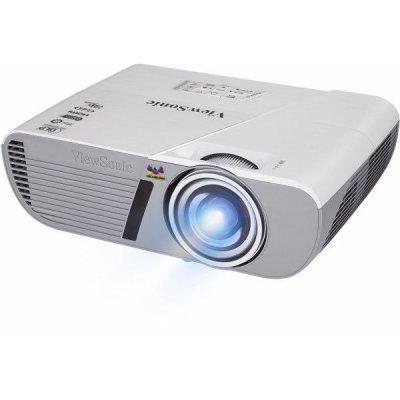 Проектор ViewSonic PJD5553LWS (PJD5553LWS)Проекторы ViewSonic<br>Проектор ViewSonic PJD5553LWS DLP 3000Lm (1280x800) 20000:1 ресурс лампы:5000часов 1xHDMI 2.5кг<br>