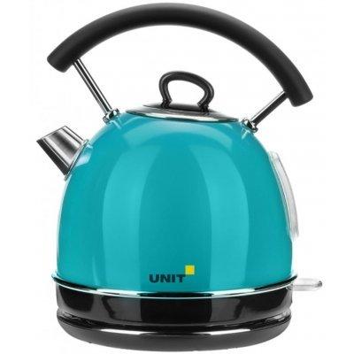 Электрический чайник Unit UEK-261 бирюзовый (CE-0353951 turquoise)