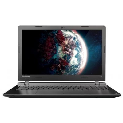 Ноутбук Lenovo IdeaPad 100 15 (80MJ001LRK) (80MJ001LRK)Ноутбуки Lenovo<br>Intel Celeron N2840 2.16 GHz/2048Mb/250Gb/DVD-RW/Intel HD Graphics/Wi-Fi/Cam/15.6/1366x768/DOS<br>
