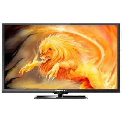 ЖК телевизор Shivaki 40 STV-40LED15 (STV-40LED15)ЖК телевизоры Shivaki<br>ЖК-телевизор, LED-подсветка диагональ 40 (122 см) формат 1080p Full HD, 1920x1080 прием цифрового телевидения (DVB-T2) просмотр видео с USB-накопителей три HDMI-входа<br>