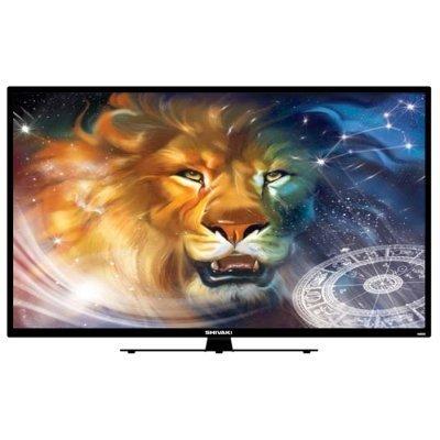 ЖК телевизор Shivaki 55 STV-55LED15 (STV-55LED15)ЖК телевизоры Shivaki<br>ЖК-телевизор, LED-подсветка диагональ 55 (140 см) формат 1080p Full HD, 1920x1080 прием цифрового телевидения (DVB-T2) просмотр видео с USB-накопителей три HDMI-входа<br>